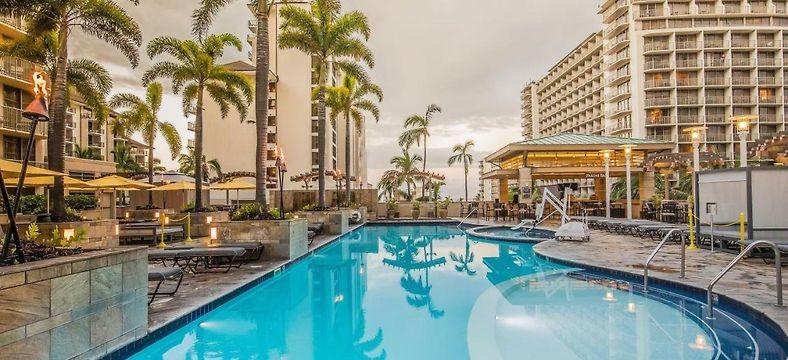 Embassy Suites Waikiki Beach Walk Honolulu Hi